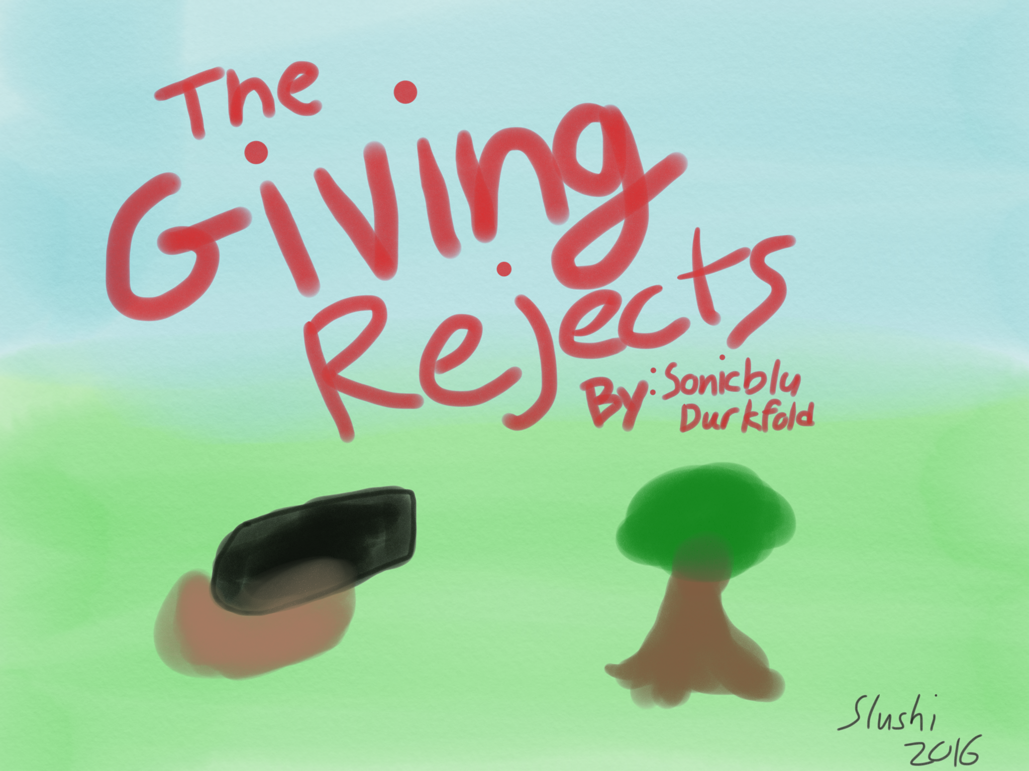 Giving Rejects